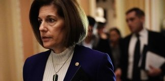 cortez masto being senatorial